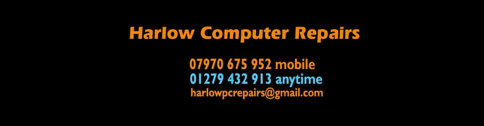 Harlow Computer Repairs